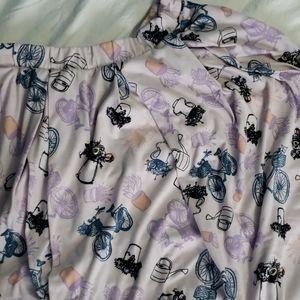 2xl Lularoe Madison pocket skirt
